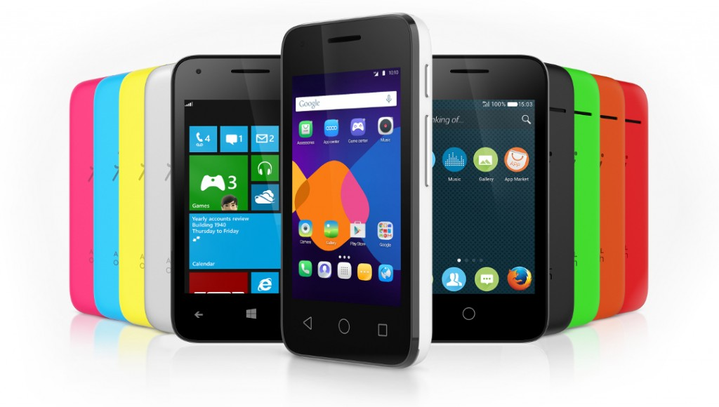reset Windows Alcatel One Touch Pixi 3