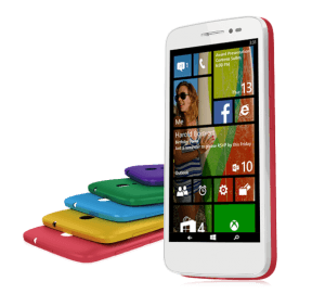Reset Windows en Alcatel One Touch Pop 2
