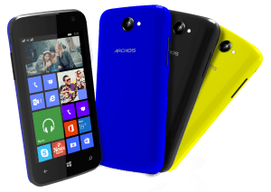 reset Android en Archos 40 Cesium