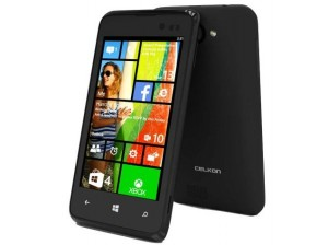 reset Windows en Celkon Win 400