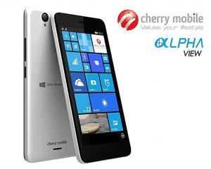 Reset Windows Cherry Mobile Alpha View