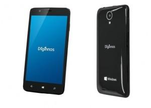 Reset Windows en Diginnos Mobile DG-W10M