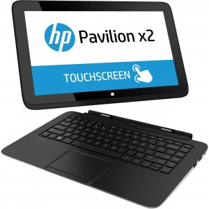 Reset Windows HP Pavilion X2