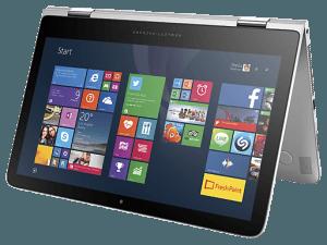 reset windows HP Spectre x360