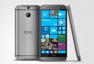 Reset Windows en HTC One (M8)