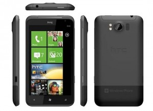 reset Windows en HTC Titan