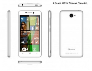 Reset Windows K-touch 5757