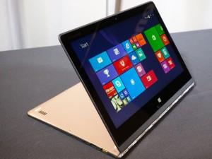 Reset Windows Lenovo Yoga 3 Pro