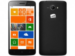 Reset Windows en Micromax Canvas Win W121