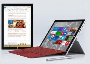 Reset Windows Microsoft Surface 3 LTE