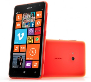 Reset Windows Nokia Lumia 625