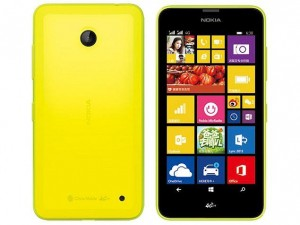 Reset Windows Nokia Lumia 638.