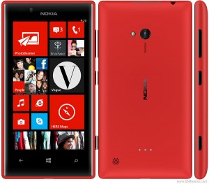 reset Windows en Nokia Lumia 720