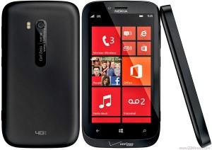 Reset Windows en Nokia Lumia 822