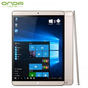 Reset Windows Onda V919 Dual Boot Tablet