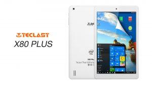 Reset Windows TECLAST X80 PLUS