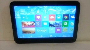 reset windows Tablet VIT