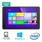 reset windows Tablet Vulcan 8