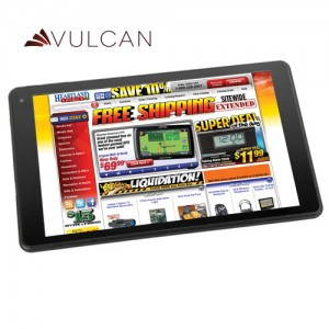 reset Windows Tablet Vulcan Challenger