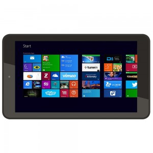 reset windows Tablet Vulcan Omega