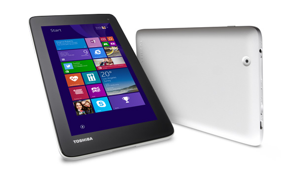 Reset Windows Toshiba Encore Mini 7