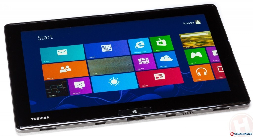 resetear Windows Toshiba WT310