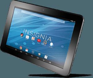 Reset Windows tableta Insignia